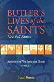 img - for Butler's Lives of the Saints: New Saints And Blesseds, Vol. 1 book / textbook / text book
