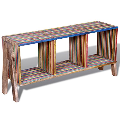 Anself-Stapelbar-TV-Schrank-TV-Tisch-mit-3-Regalen-110-x-30-x-50-cm