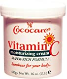 Cococare Vita C Moist Cream 16 oz.
