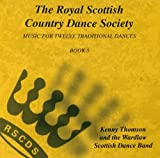 Kenny Thomson & The Wardlaw Scottish Dance Band The Royal Scottish Country Dance Society: Book 5' (Music for Twelve Traditional Dances)