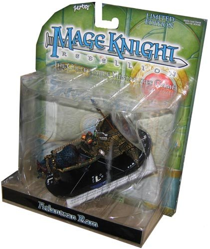 WizKids Mage Knight Rebellion - Atlantis Guild Chariot - LIMITED EDITION! - 1