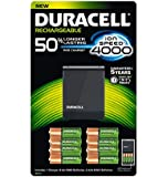 Duracell Rechargeable Ion Speed 4000 Battery Charger 1 Count
