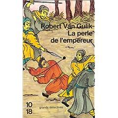 La perle de l'empereur - Robert Van Gulik