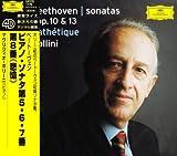 ベートーヴェン : ピアノ・ソナタ 第5番 ハ短調