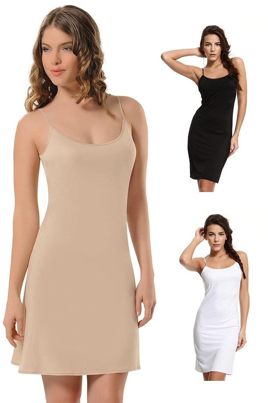 BALI Lingerie – Damen Unterkleid – Beige Schwarz Weiß – S M L XL bestellen