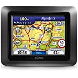 "Garmin zumo 220 Europa Motorrad-Navigationsger�t (8,9 cm (3,5 Zoll) Display, Gesamteuropa, wasserdicht IPX-7, Bluetooth, Text-to-Speech)von ""Garmin"""