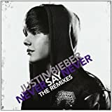 Never Say Never - The Remixes - Edition limitée (7 titres dont 5 inédits + Poster)