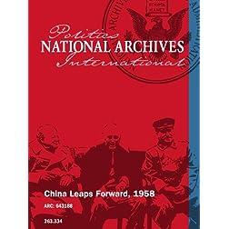 China Leaps Forward, 1958