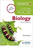 Cambridge IGCSE Biology Teacher's CD (Collins Cambridge IGCSE)