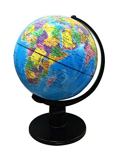 Exerz educativo globo in Inglese (L Diametro: 25 CM)