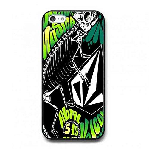 attractive-green-de-design-volcom-logo-coque-pour-coque-iphone-5c-coque-de-protection-coque-volcom-l