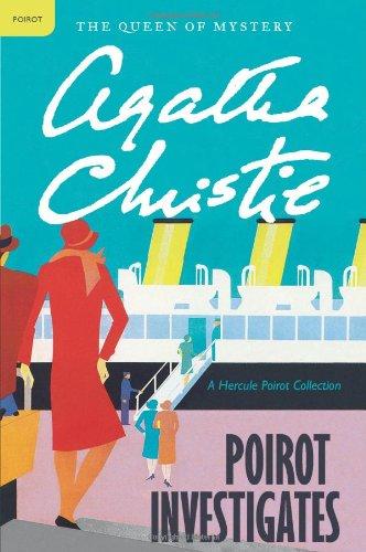Poirot Investigates: A Hercule Poirot Collection (Hercule Poirot Mysteries)