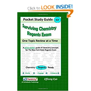chemistry regents review book 2012