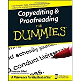 Copyediting and Proofreading For Dummies ~ Suzanne Gilad