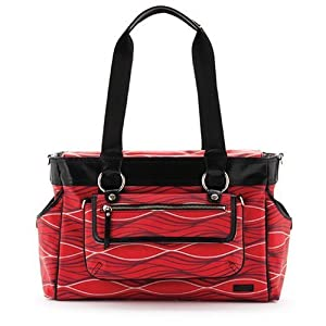 Skip Hop City Chic Diaper Tote - West Side Wave