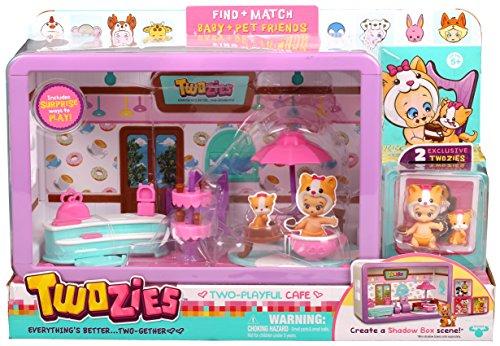 Twozies Cafe Playset JungleDealsBlog.com