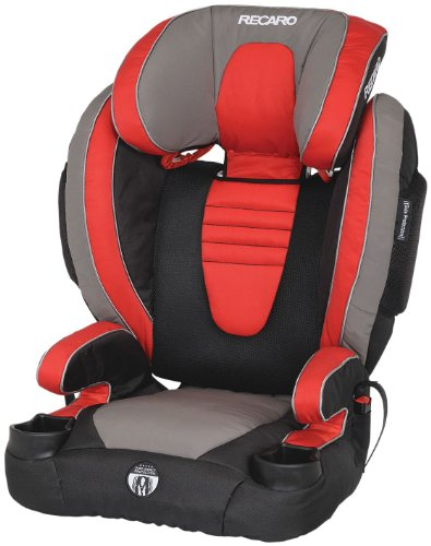 recaro performance booster high back booster car seat redd import it all. Black Bedroom Furniture Sets. Home Design Ideas