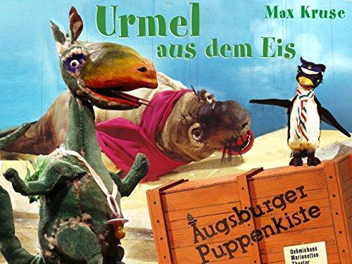 Augsburger Puppenkiste –  Urmel aus dem Eis