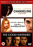Changeling/Girl, Interrupted/The Good Shepherd [DVD]
