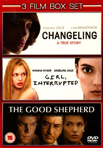 Changeling / Girl, Interrupted / The Good Shepherd [Import anglais]