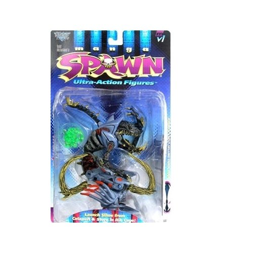 Spawn Series 9 Manga Violator Action Figure