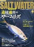 SALT WATER (ソルトウォーター) 2014年 01月号 [雑誌]