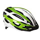 Cycle Helmet Arina Corse White Green Large 58-62cm