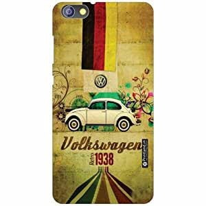 Huawei Honor 4X Back Cover - Silicon Vintage Designer Cases