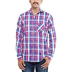 Oshano Men's Extravagant Cotton Shirt