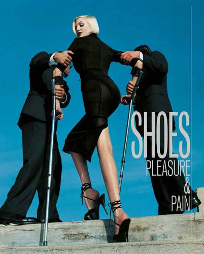 Shoes. Pleasure And Pain