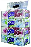 RIO FACIAL TISSUE 100PULLS 2PLY-PACK OF 4