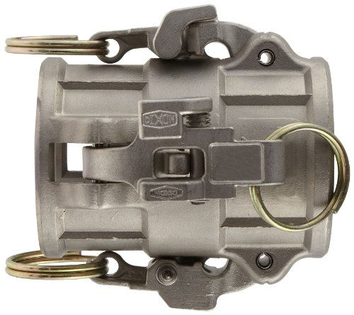 Dixon rdd ez stainless steel boss lock cam and