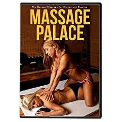 Massage Palace DVD The sensual massage for women and couples