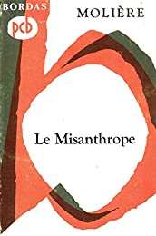 MOLIERE/ULB MISANTHROPE    (Ancienne Edition)