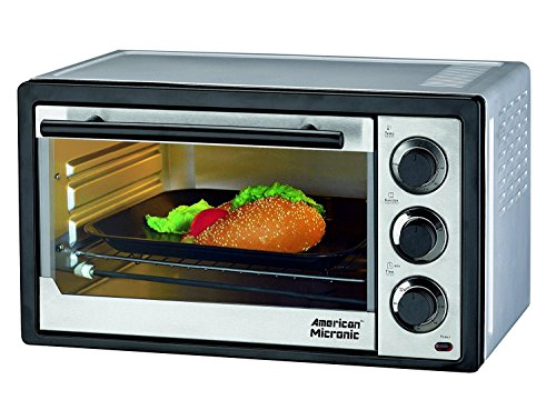 AMERICAN MICRONIC - 14 Litre Imported Oven Toaster Griller (OTG) - AMI-OTG-14LDx