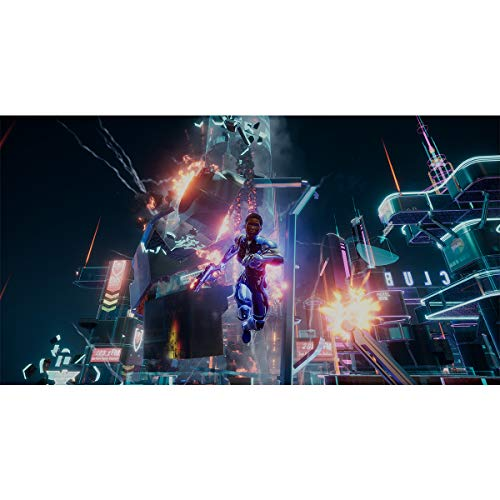 Crackdown 3 - XboxOne ゲーム画面スクリーンショット9