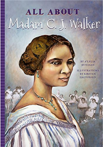 Buy Madam Cj WalkerProducts Now!