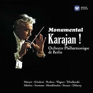 Monumental Karajan ! (coffret 3CD)