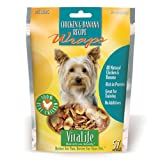 Vitalife Chicken and Banana Recipe Wraps 5.7oz - Dog Treats