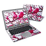 Spring In Japan Design Protector Skin Decal Sticker for Apple MacBook Air 13 Multi-Touch w/SD card slot (release Fall 2010)