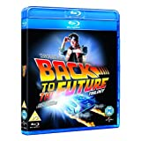 Back to the Future Trilogy [Blu-ray] [Region Free]by Michael J. Fox