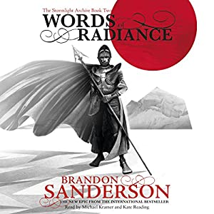 Words of Radiance Audiobook