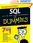 SQL All-in-One Desk Reference For Dum...