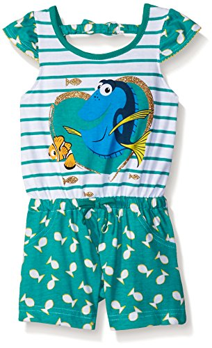 Disney Girls' Finding Dory Romper