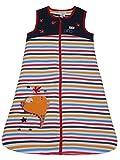 pitterpatter-Saco de dormir para bebé 2,5tog algodón niños y niñas muchos colores (6-24meses) Little Dino Talla:6-12 meses