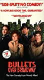 Bullets Over Broadway [VHS]