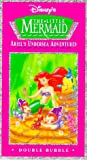 Ariels Undersea Adventures: Double Bubble (The Little Mermaid) [VHS]
