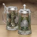 Ireland Glass German Beer Stein