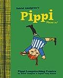 Pippi Moves In (Pippi Longstocking Comics)