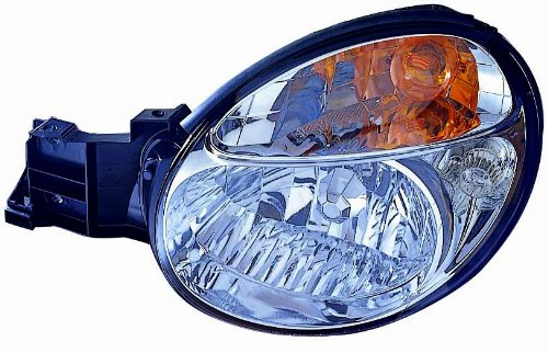 TYC 20-6914-00 Mercedes Benz Driver Side Headlight Assembly